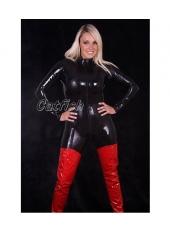 ชุดยางเต็มตัวสำหรับสุภาพสตรี
